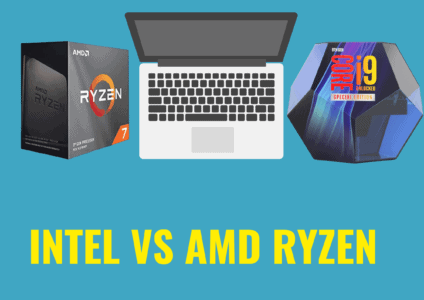 Intel VS AMD RYZEN