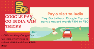 Google Pay Go India Offer Tricks to win and become champion
