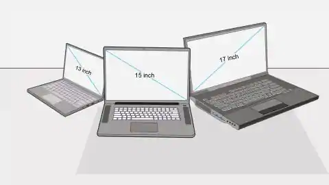 Laptop buying guide India-PC Size