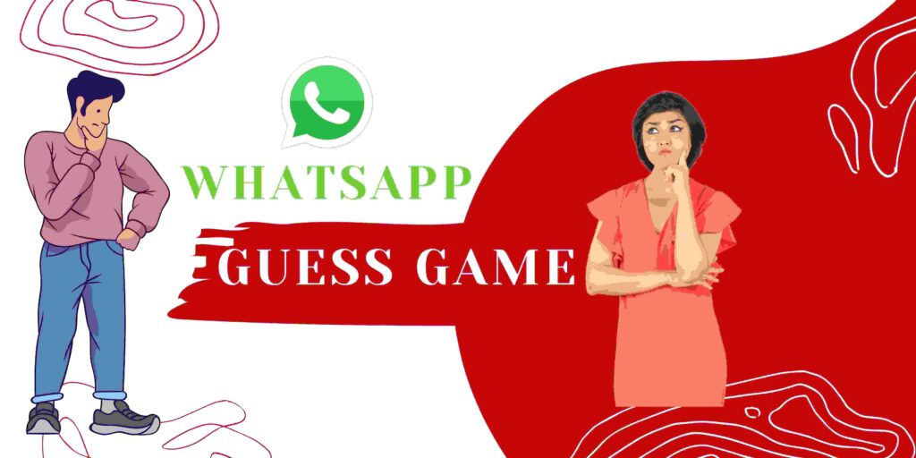 Guess the songs WhatsApp game